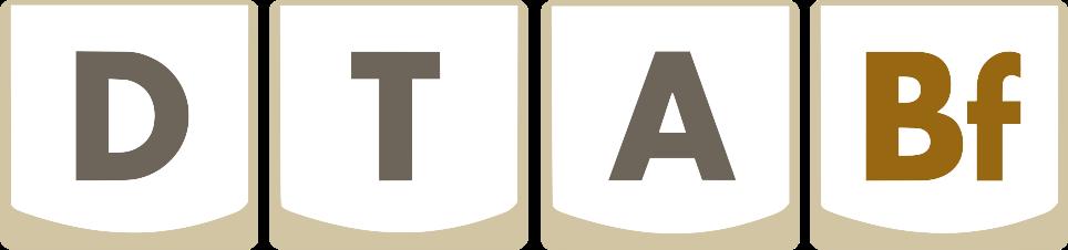 DTA-Basisformat Logo